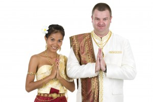 Traditional Marry Thai 300x199 What Will Your Thai Wedding Be Like? Part 1/4 – The Morning Ceremony
