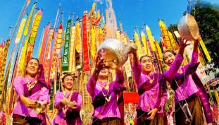 Songkran – The Thai Waterfestival