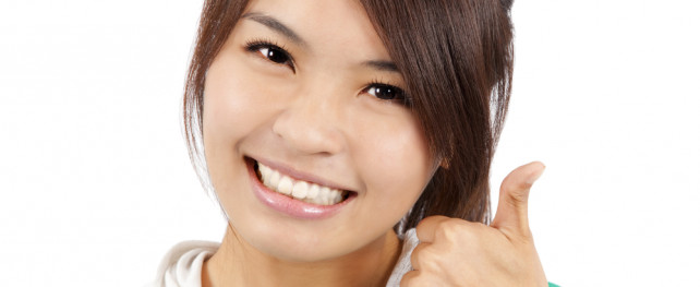 A Strange Fact About Thailand: Thai Girls Have Braces