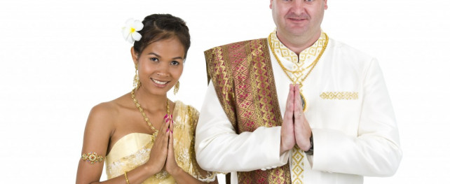 What Will Your Thai Wedding Be Like? Part 1/4 – The Morning Ceremony