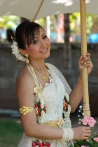 Stunning Thai Love