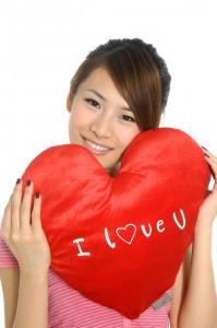 Love Thai Woman