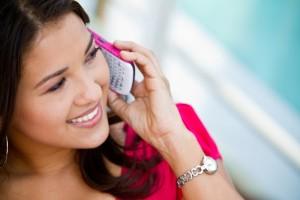 Thai Woman Phone