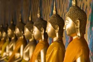 Thai Culture Buddha