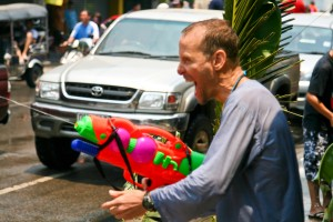 Water Gun Songkran