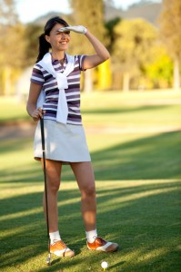 Thai Girl Golf