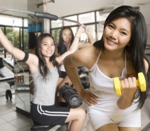 Strange Facts About Thailand - Thai Girl Sports In Thailand